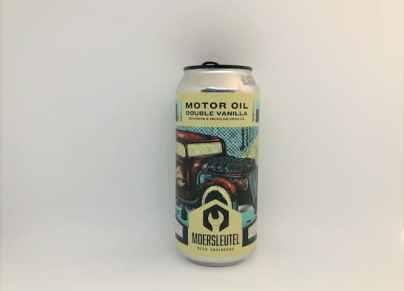 Moersleutel – Motor Oil Double Vanilla