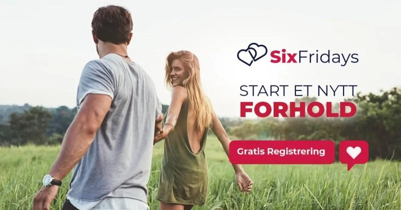 SixFridays - starte et nytt forhold