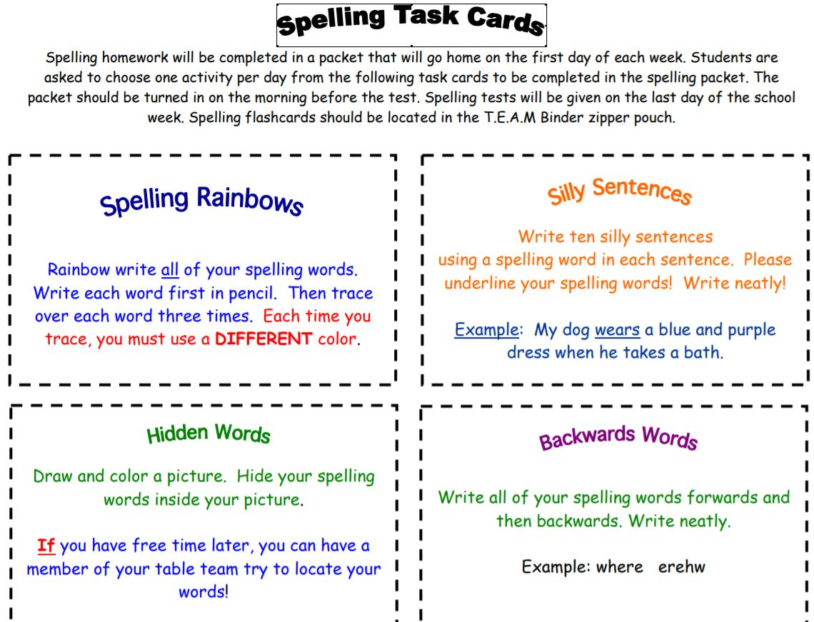 hight resolution of 32 Spelling Lists and Worksheets – Best Ed Lessons