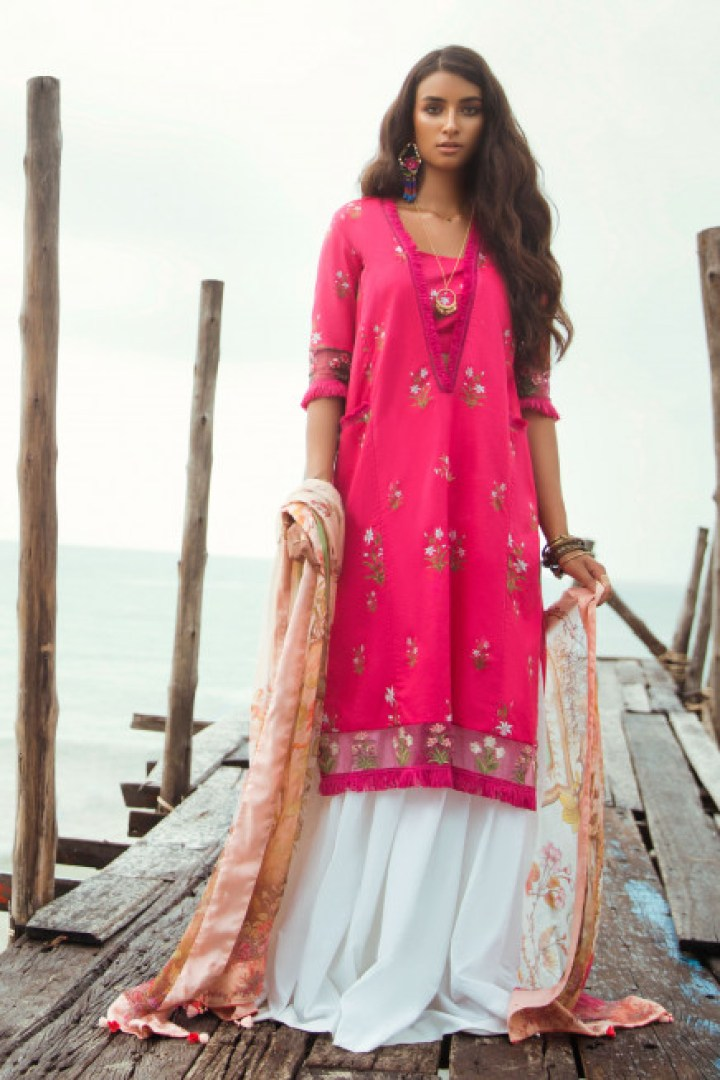 Zara Shahjahan Summer Collection 2019