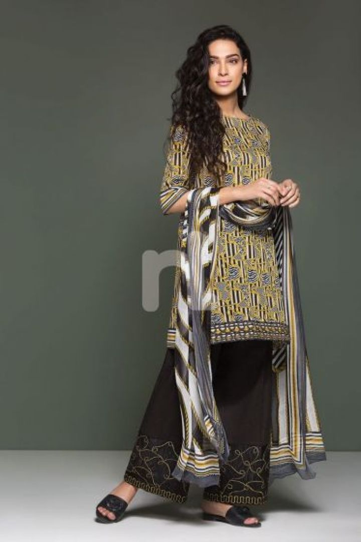 Nishat Linen Eid Lawn Collection 2019