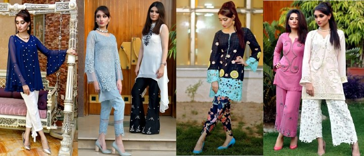 Latest Pakistani Eid Dresses
