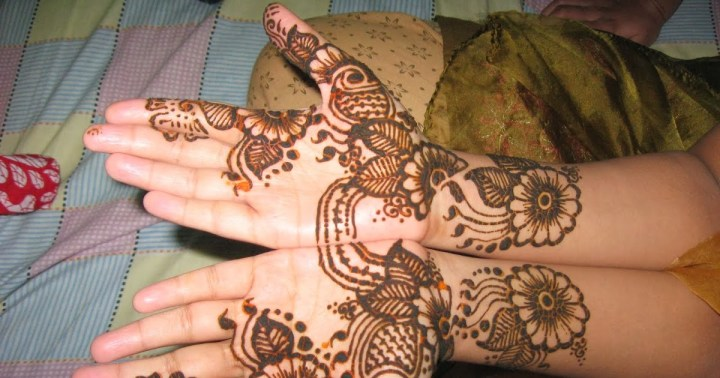 30 Latest Eid Mehndi Designs 2020 Images Easy New Style