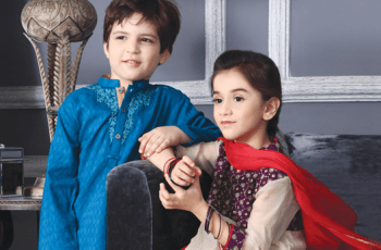 Eid Dresses For Kids