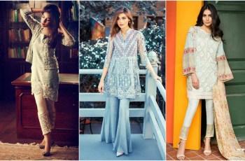 Eid Dresses For Girl 2019