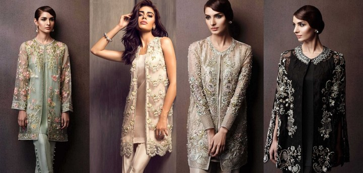 New Pakistani Eid Dresses