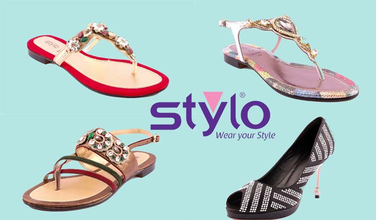 Latest Stylo Shoes Eid Collection 2019 with Price Upt0 50% Off