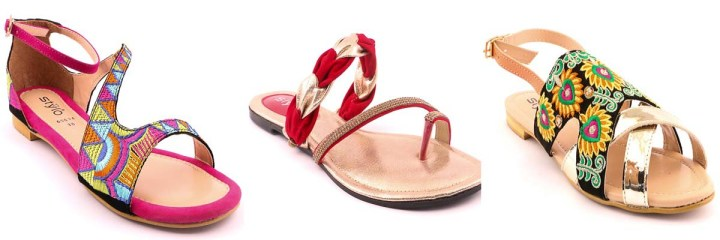 Latest Stylo Eid Shoes Summer Collection 2019