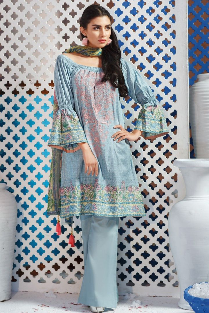 New Warda Eid Collection 2020