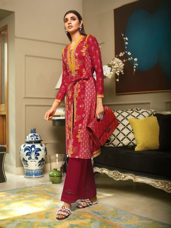 Gull Ahmed Lawn Eid Collection 2019
