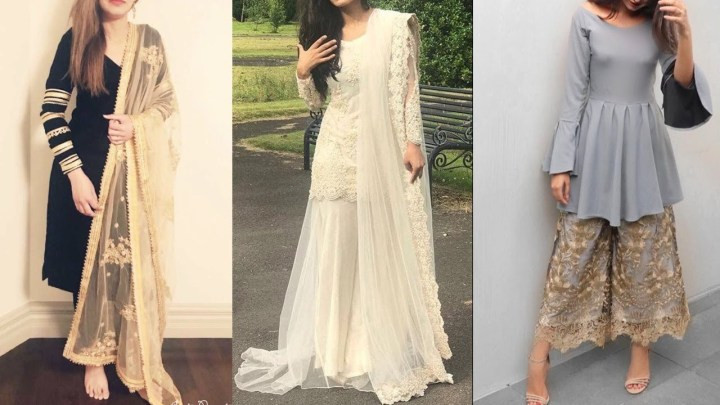 Ladies Eid Dresses