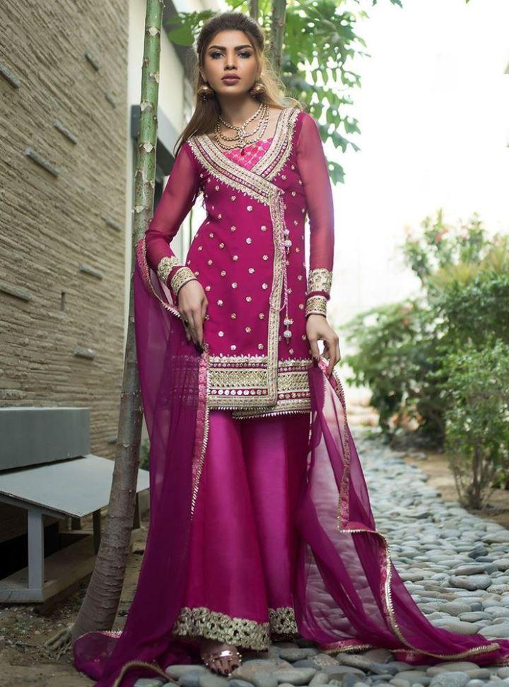 Zainab Chottani Luxury Eid Pret Collection 2019