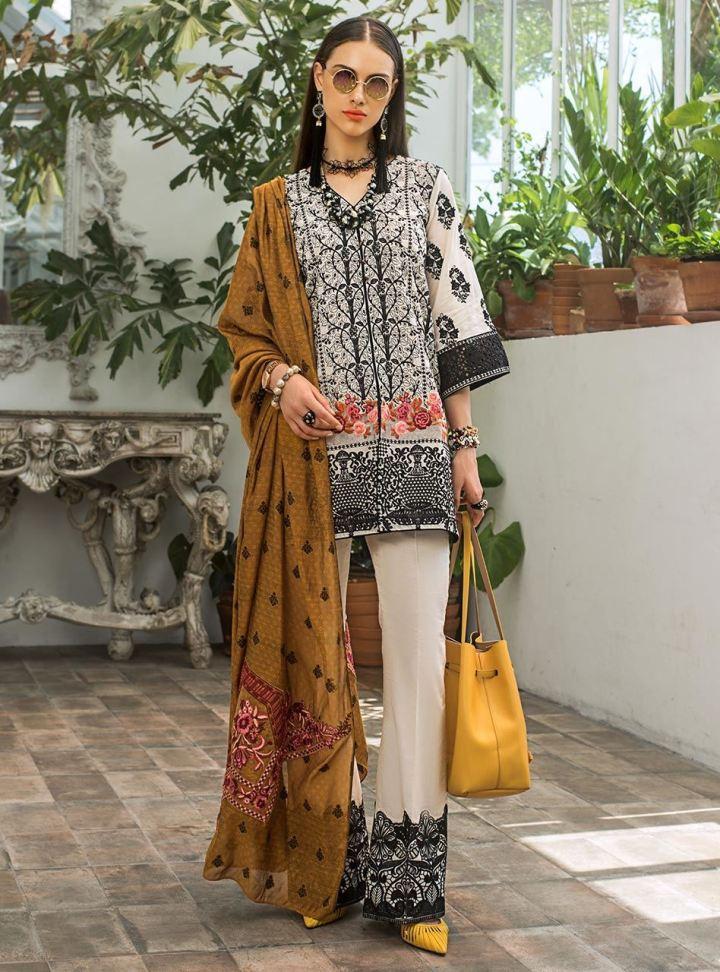 Zainab Chottani Eid Lawn Collection 2019