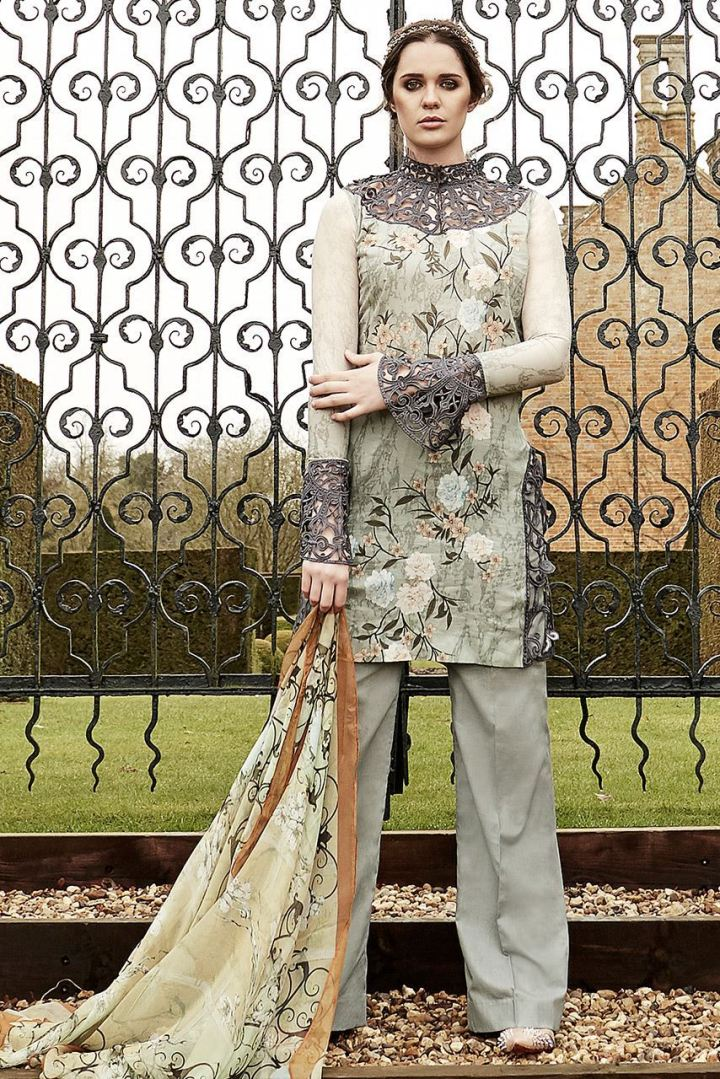 Latest Tabassum Mughal Eid Collection 2019