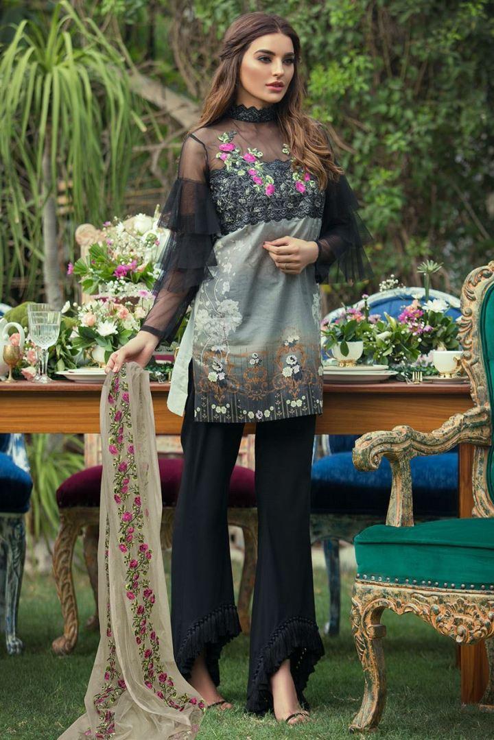 Tabassum Mughal Eid Collection 2020