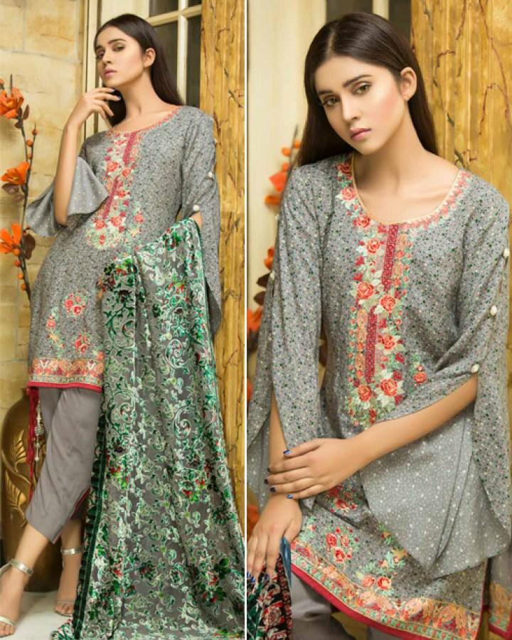 Latest Shaista Eid Collection 2019