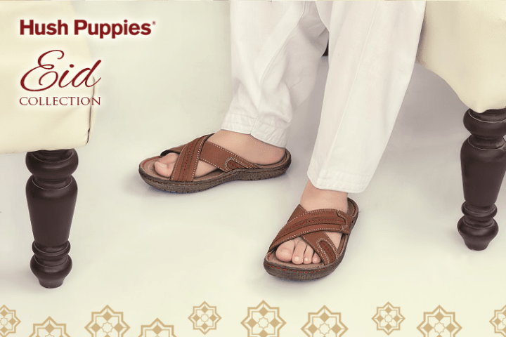 Hush Puppies Eid Shoes Collection For Men
