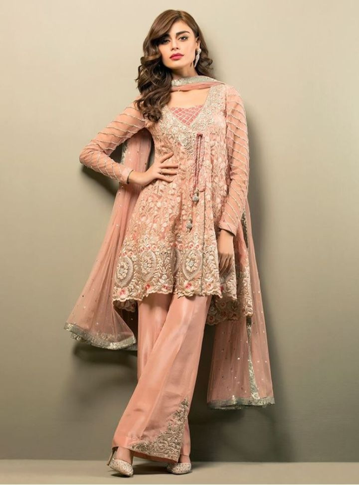 Pakistani Eid Frocks