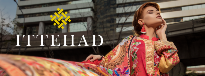 Latest House of Ittehad Lawn Eid Collection 2019