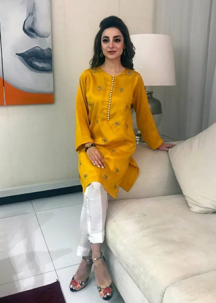 Latest Silk by Fawad Khan Lawn Eid Collection 2019