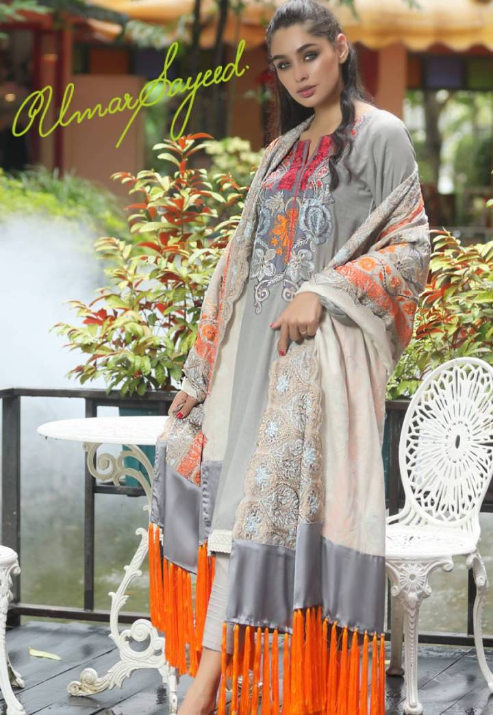 Latest Umar Sayeed Summer Collection 2019