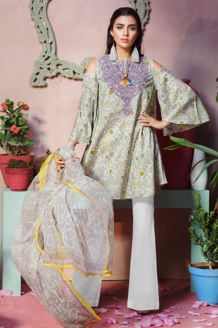 Eid Lawn Dresses 2020