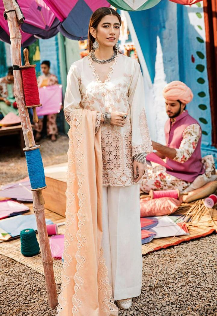Cross Stitch Eid Lawn Collection 2019