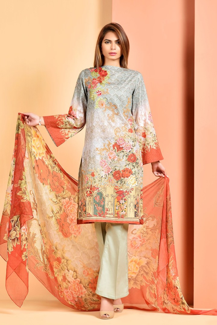 Latest Kayseria Summer Collection 2019