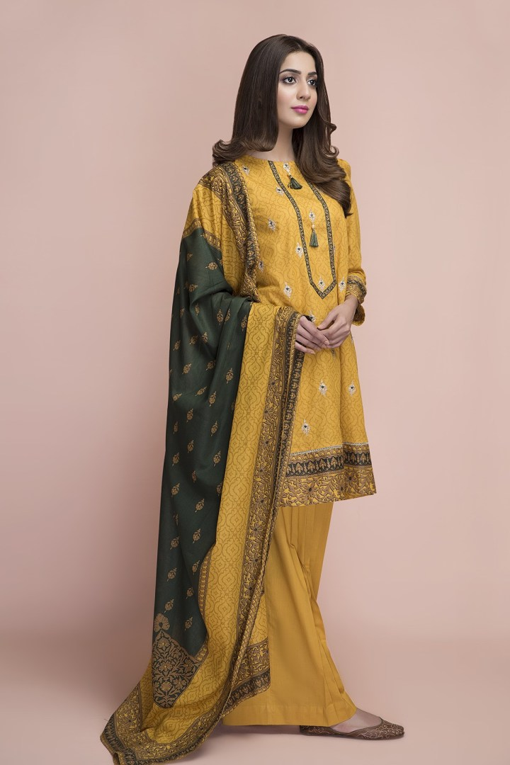 Latest Kayseria Lawn Eid Collection 2019