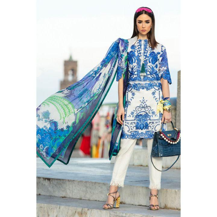 Sana Safinaz Eid Lawn Collection