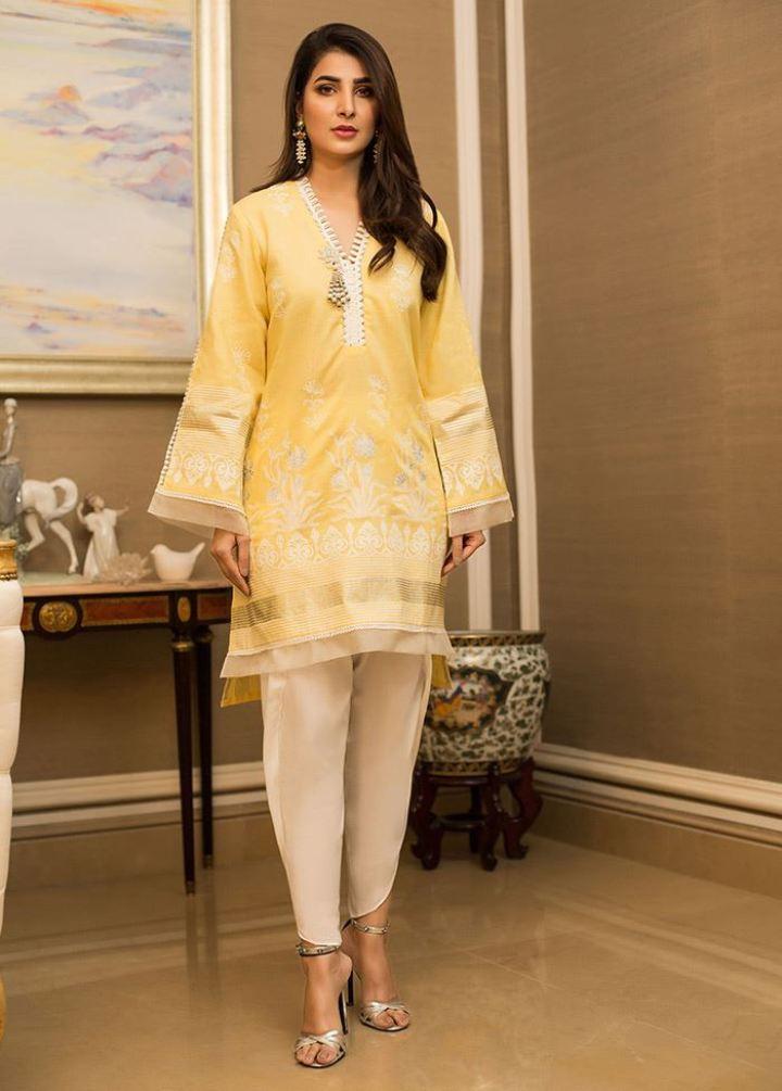 Deepak Perwani Luxury Eid Pret Collection 2019