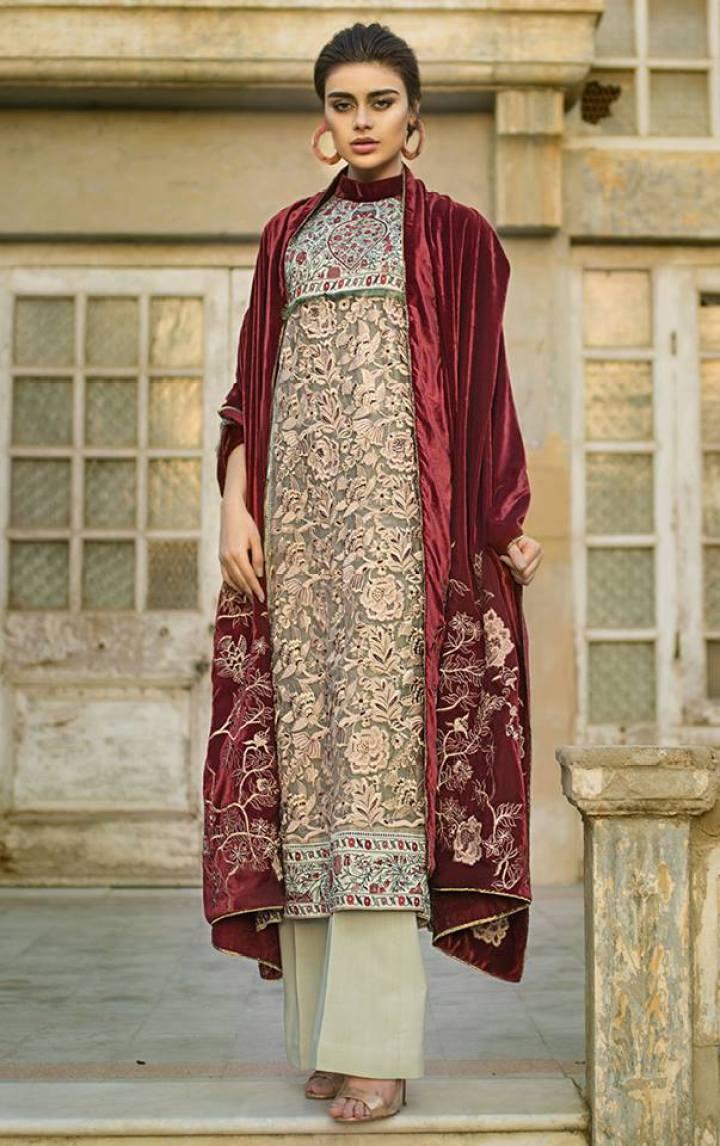 Latest Tena Durrani Eid Collection 2019