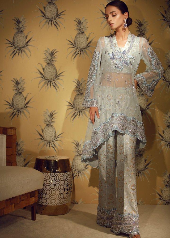 Latest Tena Durrani Luxury Pret Collection 2019