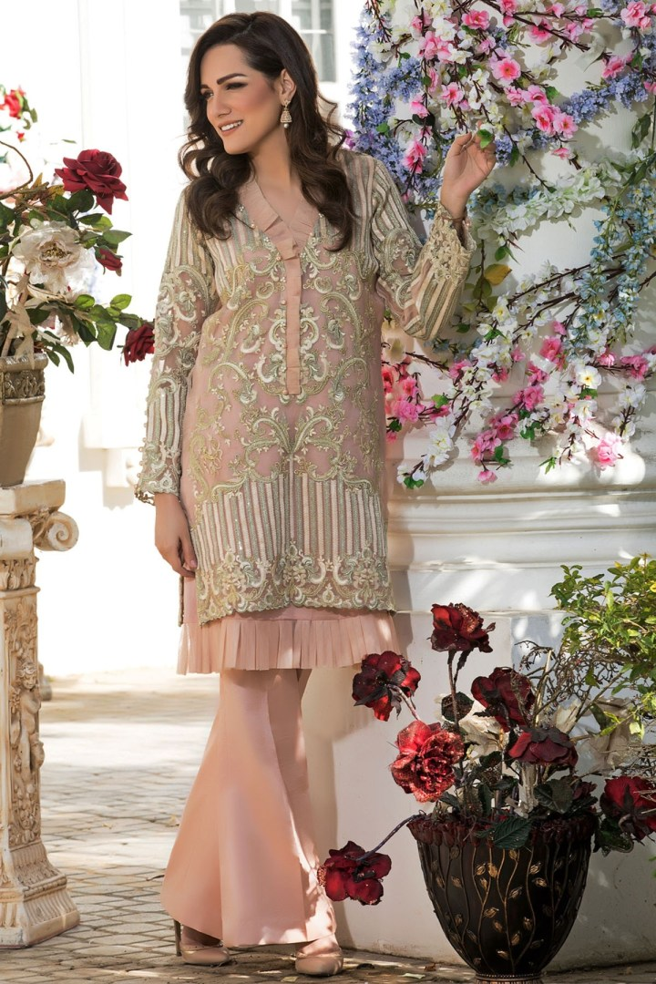 Firdous Pret Eid Collection 2019