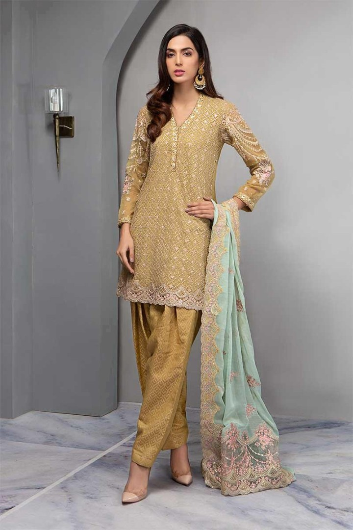 Latest Maria B Lawn Eid Collection 2019