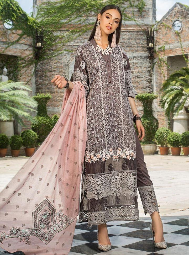 Zainab Chottani Luxury lawn Eid Collection 2019