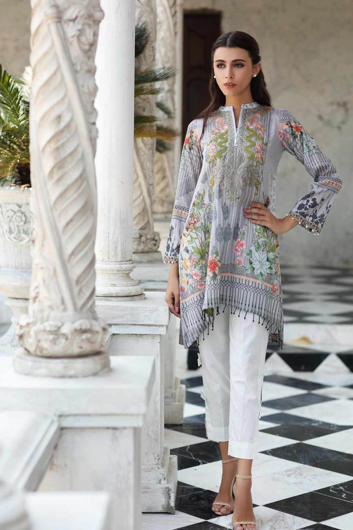 So Kamal Unstitch lawn Eid Collection 2019