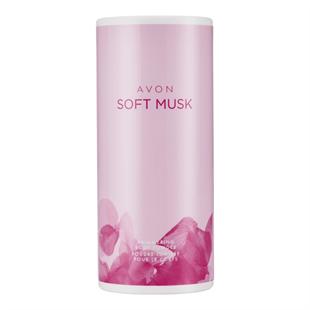 Soft Musk parfumeerde Lichaams-Poeder