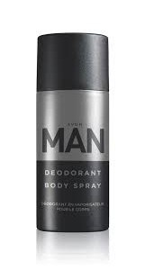 Avon Man Body-Deodorant spray