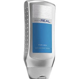 Avon REAL Shampoo & Douchegel for men