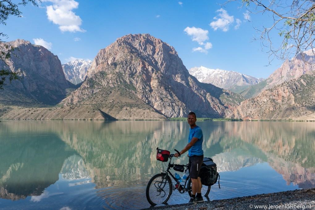 Jeroen Kleiberg in Tadzjikistan