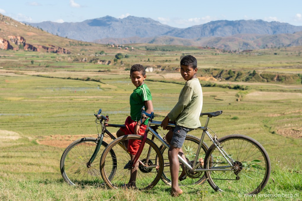Kinderen Madagaskar