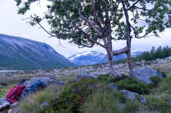 Vrijkamperen Noorwegen