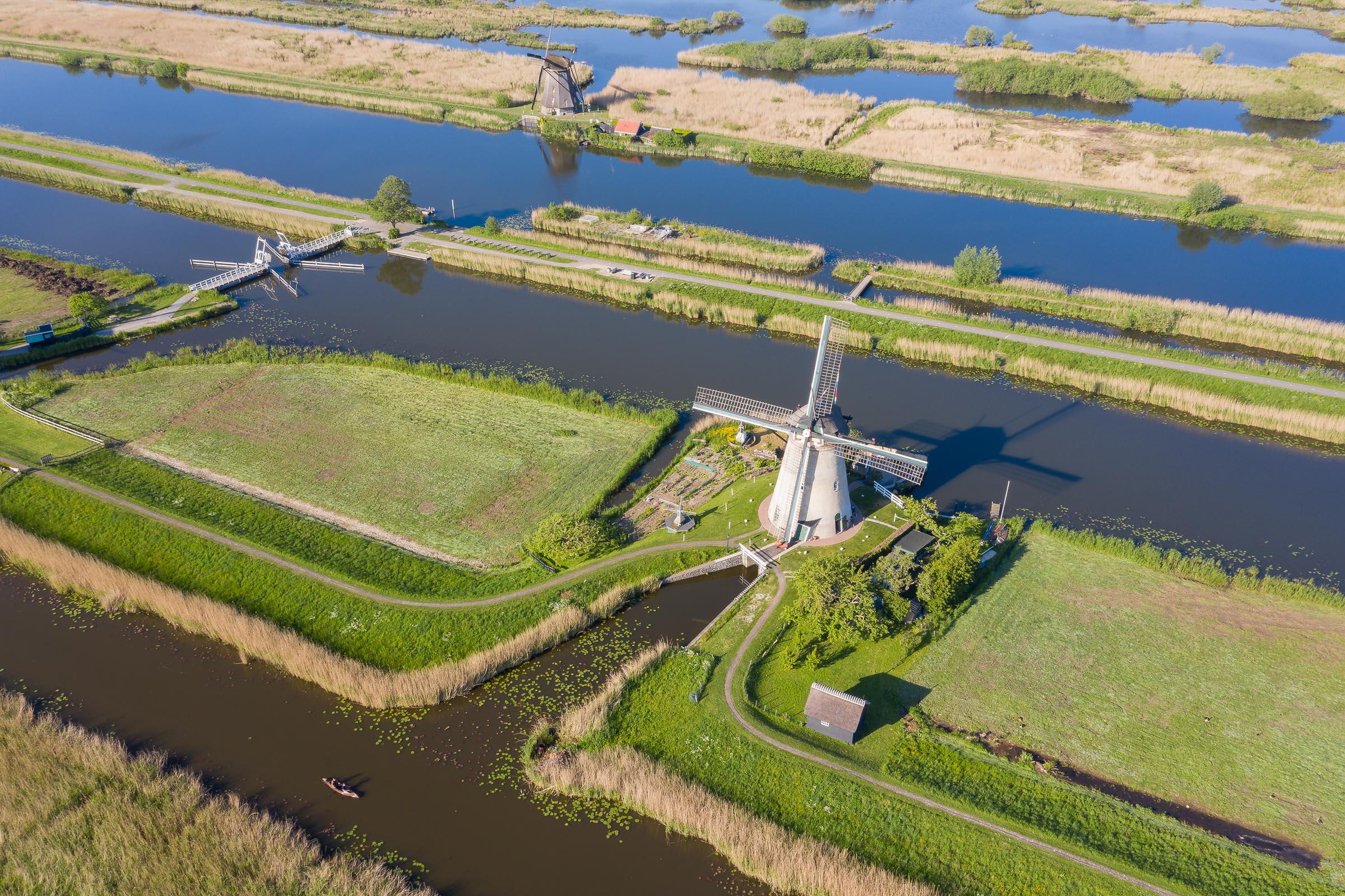 kinderdijk holland
