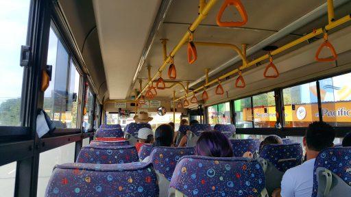 openbaar vervoer Costa Rica