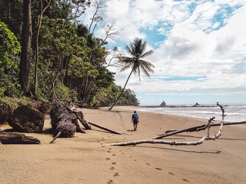 nationale parken Costa Rica