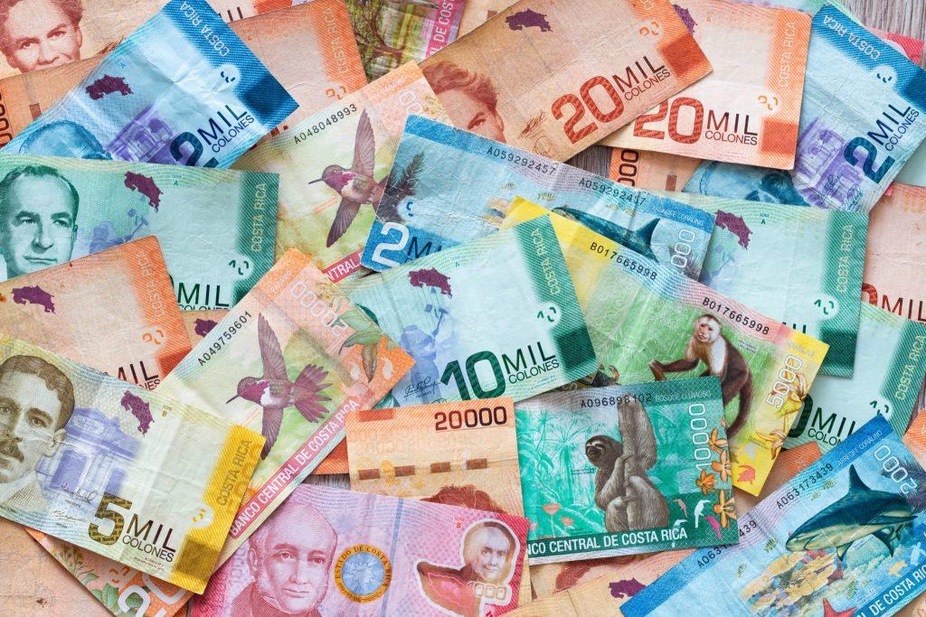 Geld in Costa Rica