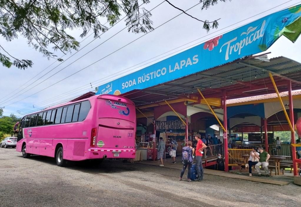 Tracopa Costa Rica