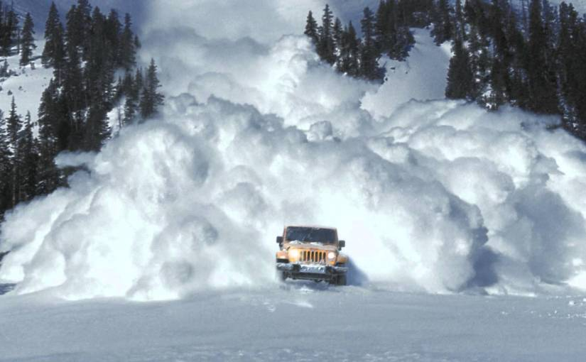 Self driving and the digital avalanche