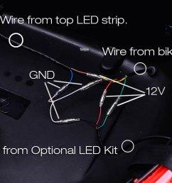 led tape wiring diagram [ 1200 x 795 Pixel ]